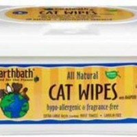 Cat wipes